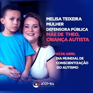 Diretora da Adep-BA encampa luta por inclusão dos autistas