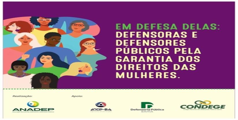 #EmDefesaDelas