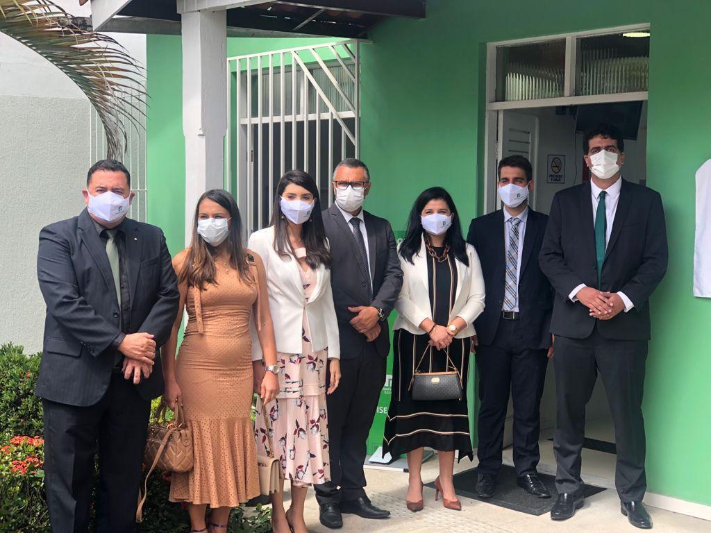 Ipiaú ganha nova sede da Defensoria Pública