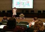 Defensora pública da Bahia profere palestra no Amazonas sobre afetividade nas famílias