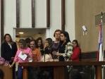 Defensora é homenageada em sessão especial Março Mulher