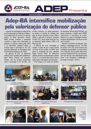 Adep Presente - Abril/2018