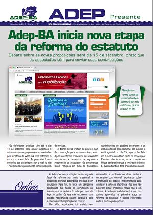Adep Presente - Setembro/2017