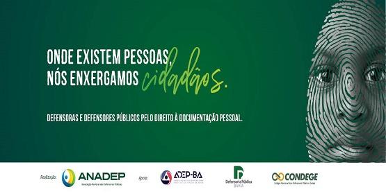 Campanha Nacional dos Defensores Públicos - 2018